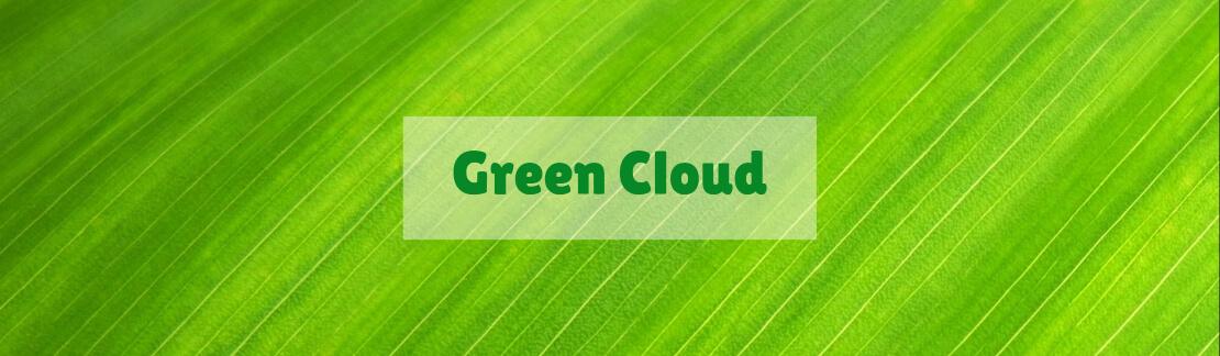 cloud computing environmental benefits